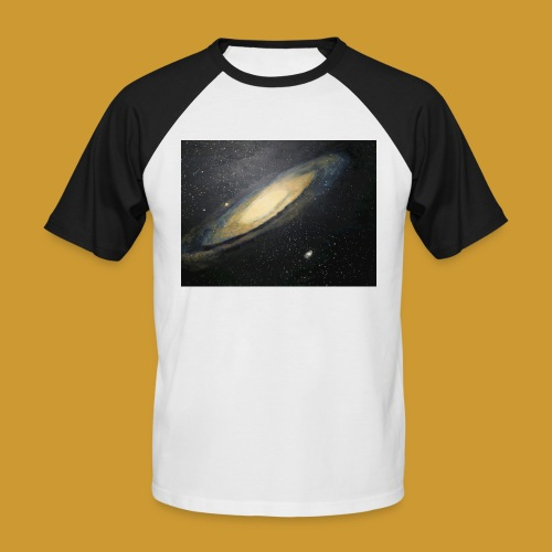Andromeda - Mark Noble Art - Men's Baseball T-Shirt