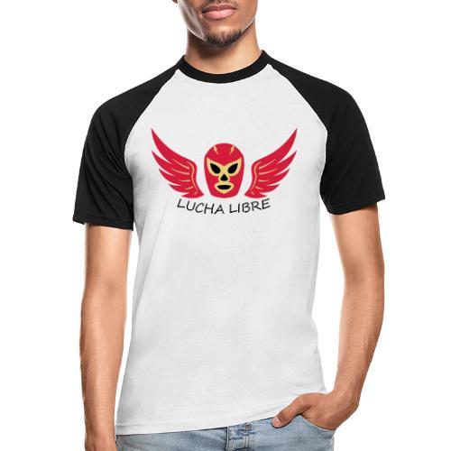 Lucha Libre - T-shirt baseball manches courtes Homme