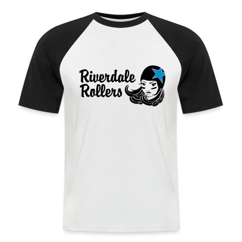 riverdalepaa - Miesten lyhythihainen baseballpaita