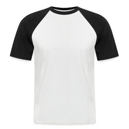 Bandname Years Later weiß - Männer Baseball-T-Shirt