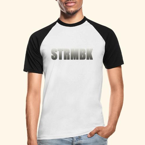 KORTFILM STRMBK LOGO - Mannen baseballshirt korte mouw