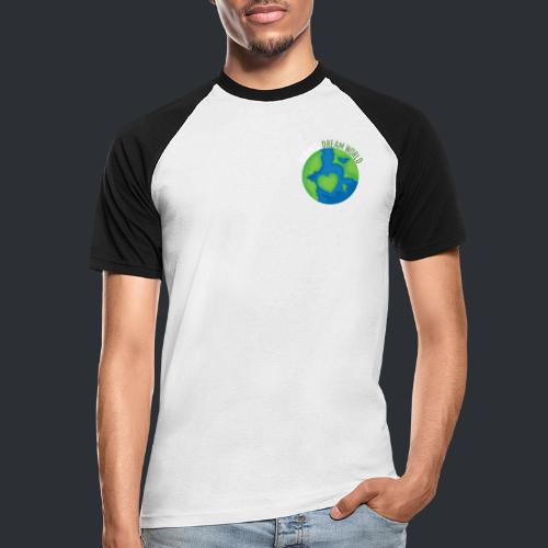 Slippy's Dream World Small - Men's Baseball T-Shirt