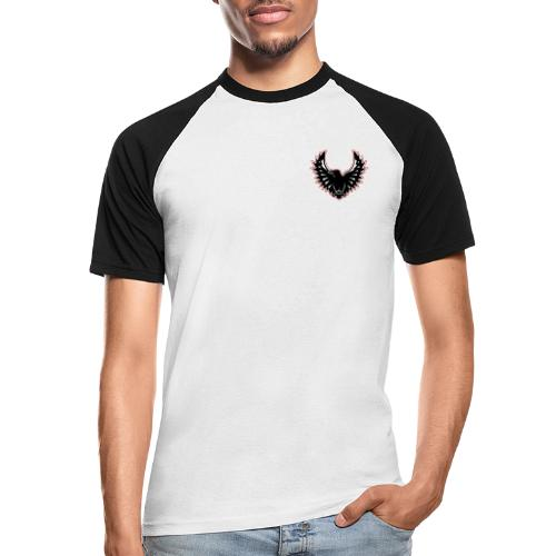 THE CRŒW SPORT - T-shirt baseball manches courtes Homme