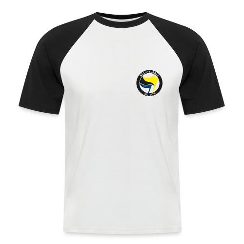 Neoliberale Aktion! - Männer Baseball-T-Shirt