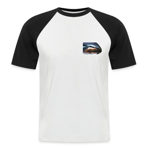 heiko jpg - Männer Baseball-T-Shirt