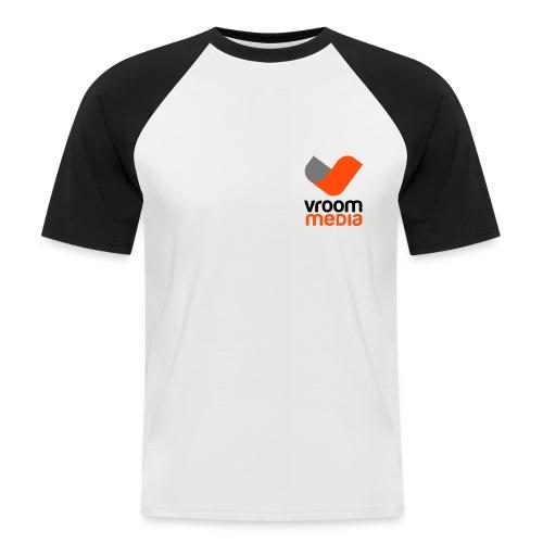 vroomsquare - Men's Baseball T-Shirt