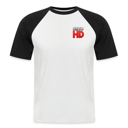 Nevo Logp Png - Men's Baseball T-Shirt