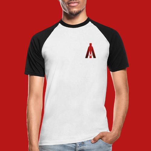 ALPHA - Winner wins! - Männer Baseball-T-Shirt