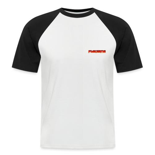 Fiskerne - Kortærmet herre-baseballshirt