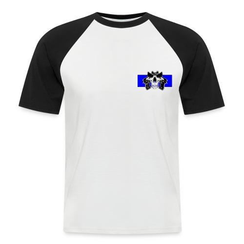 salduie black - Camiseta béisbol manga corta hombre