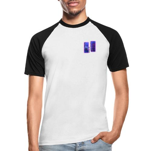 N-DER Cyber - T-shirt baseball manches courtes Homme