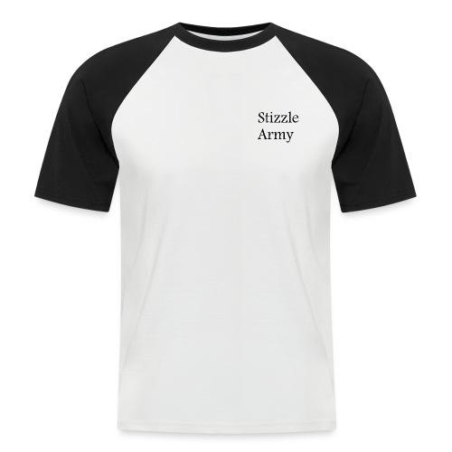 Stizzle Army - Männer Baseball-T-Shirt