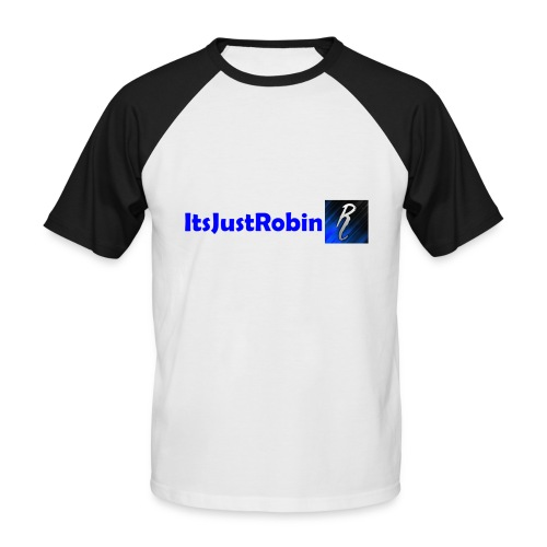 Eerste design. - Men's Baseball T-Shirt