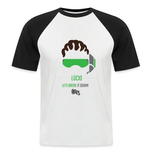Lucio - Mannen baseballshirt korte mouw