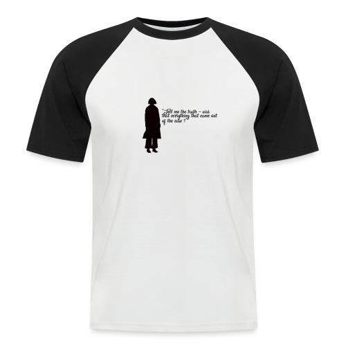 Porpentina (Tina) - T-shirt baseball manches courtes Homme