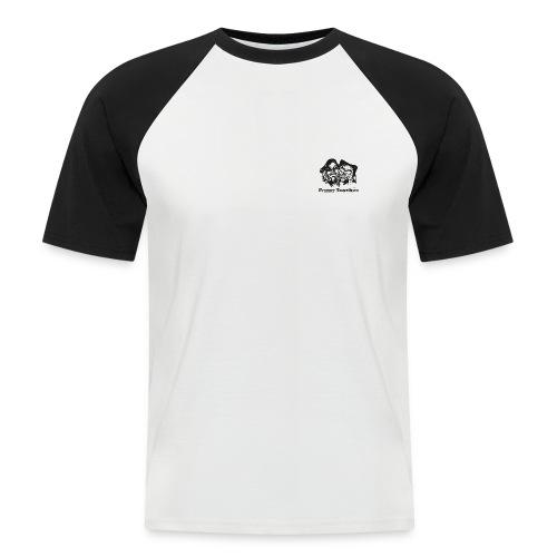 Emblem Vektor - Männer Baseball-T-Shirt