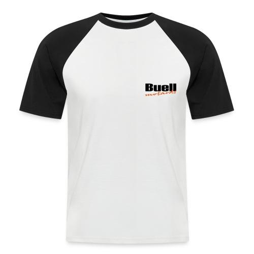 leog - Camiseta béisbol manga corta hombre