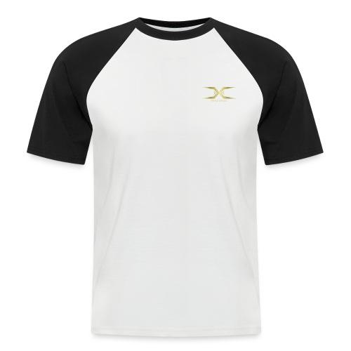 Triple Cross - Men's Baseball T-Shirt