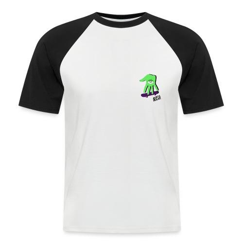 Zombie Skate Hutsul - T-shirt baseball manches courtes Homme