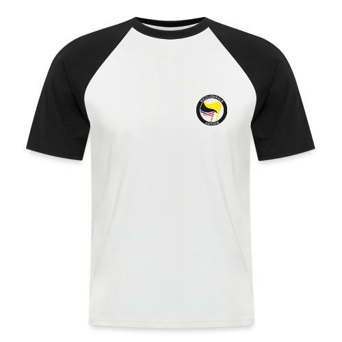 Neoliberale Aktion (USA) - Männer Baseball-T-Shirt