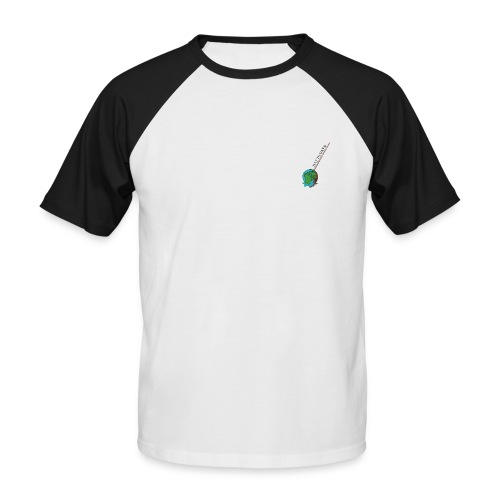 DAY TO DAY®: Le Monde part en sucette. - T-shirt baseball manches courtes Homme
