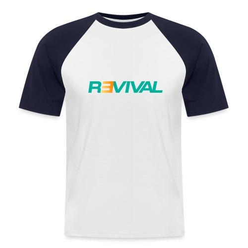 revival - Men's Baseball T-Shirt