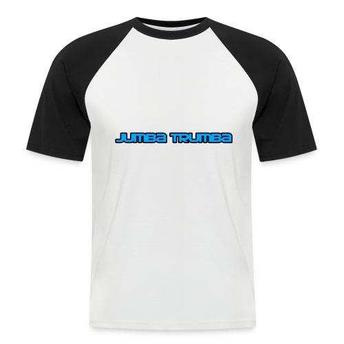 Jumba Trumba Spreadshirt - Men's Baseball T-Shirt