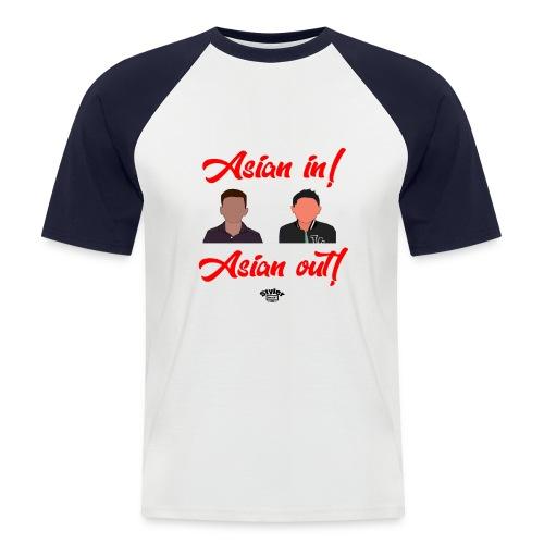 Special voor Tygo - Mannen baseballshirt korte mouw