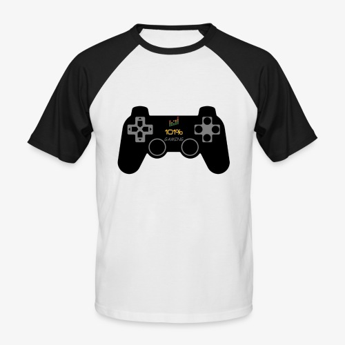 101%GAMING - T-shirt baseball manches courtes Homme