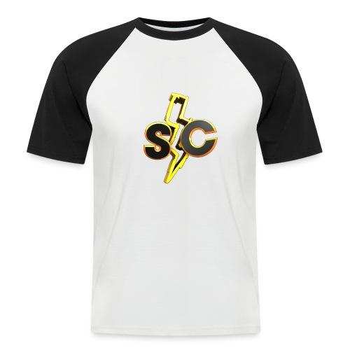 SkyCatan Appereal! Limited edition dank! - Kortermet baseball skjorte for menn