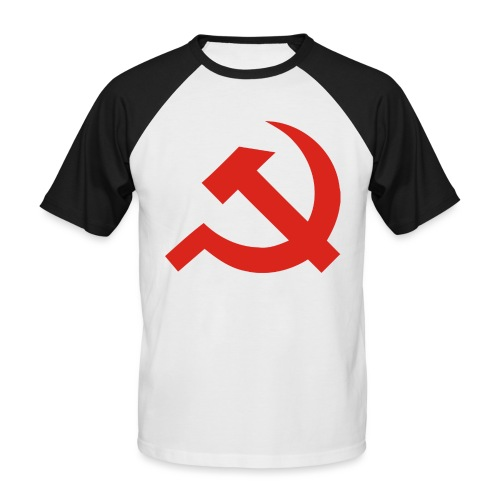 red Hammer and Sickle - T-shirt baseball manches courtes Homme