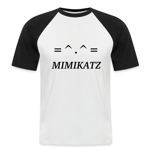 mimikatz - Männer Baseball-T-Shirt