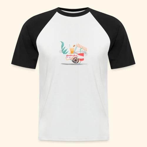 Sundae Soda - Camiseta béisbol manga corta hombre