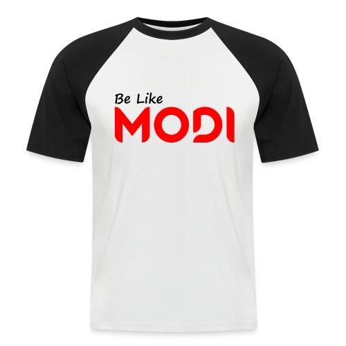 Be Like MoDi - Koszulka bejsbolowa męska