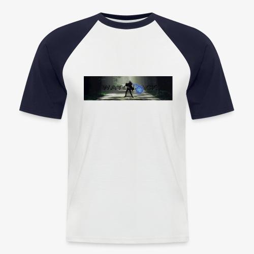 Jogge Gaming - Kortærmet herre-baseballshirt