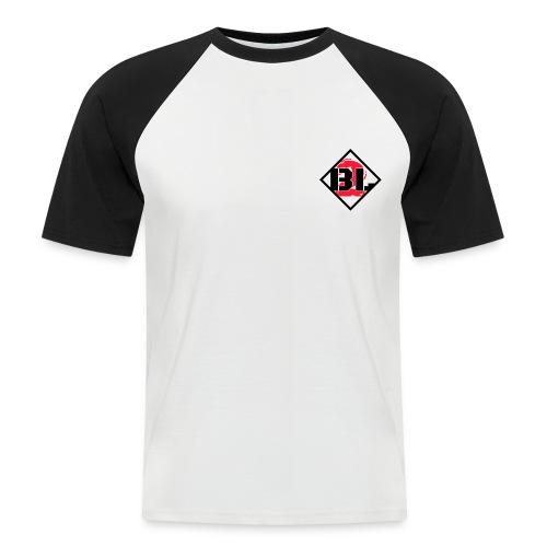 B2L - T-shirt baseball manches courtes Homme