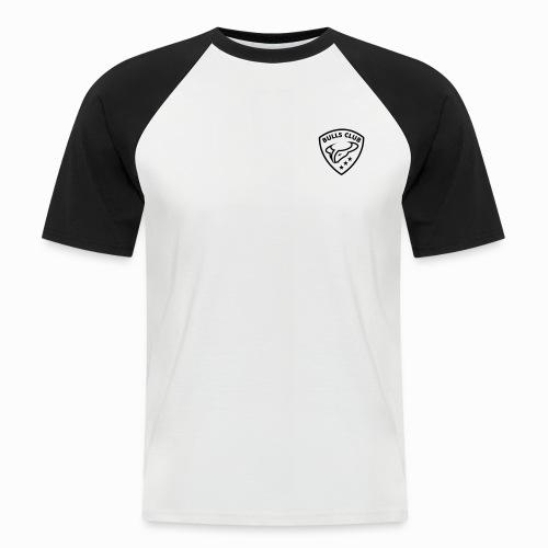 Respekt_Begeisterung_Leid - Männer Baseball-T-Shirt