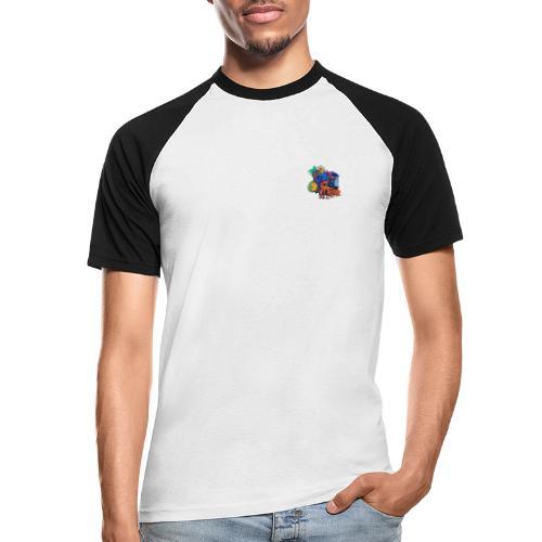 Freinds - Kortærmet herre-baseballshirt