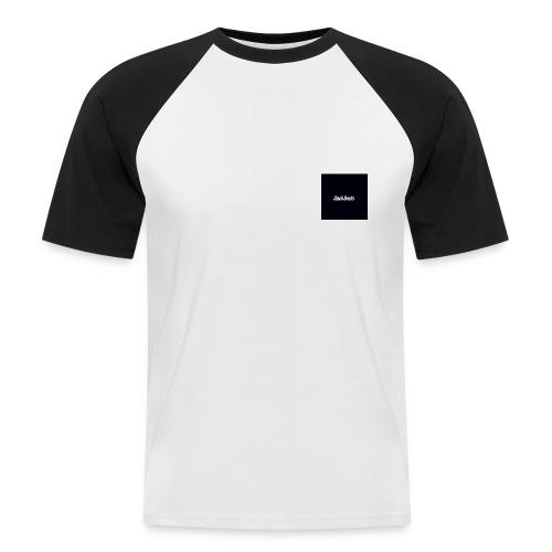 3lack-Beats Logo - Männer Baseball-T-Shirt