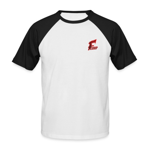 Shop - T-shirt baseball manches courtes Homme