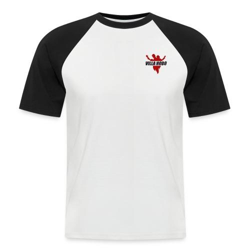 Villa Hobo logo png - T-shirt baseball manches courtes Homme