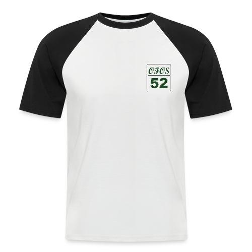 ofosnormal png - Kortærmet herre-baseballshirt