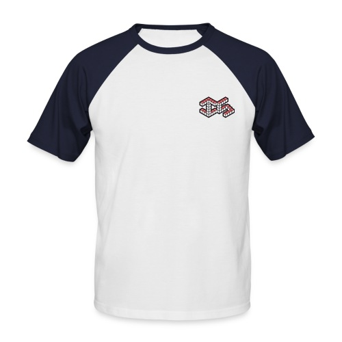 InnSpace Logo Small - Men's Baseball T-Shirt