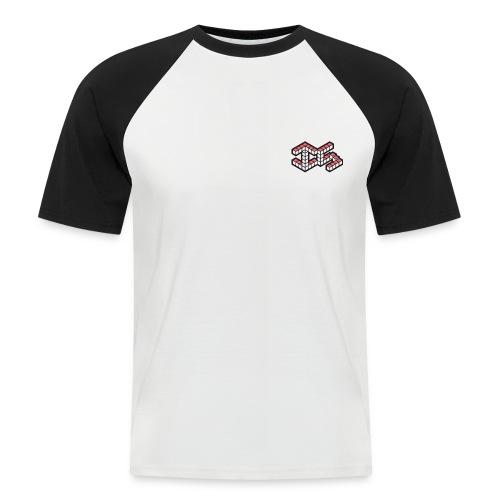 InnSpace Logo Small - Men's Baseball T-Shirt