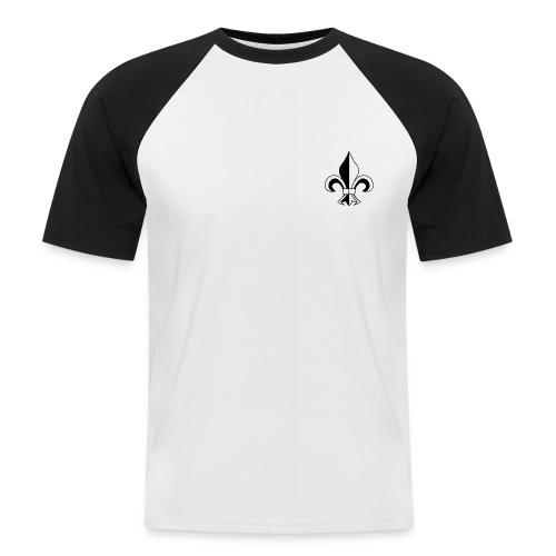 Fleur de Lys - T-shirt baseball manches courtes Homme