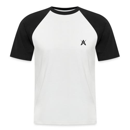 Amone - T-shirt baseball manches courtes Homme