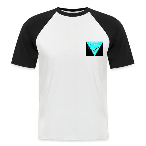P Mammuts Logo - Männer Baseball-T-Shirt