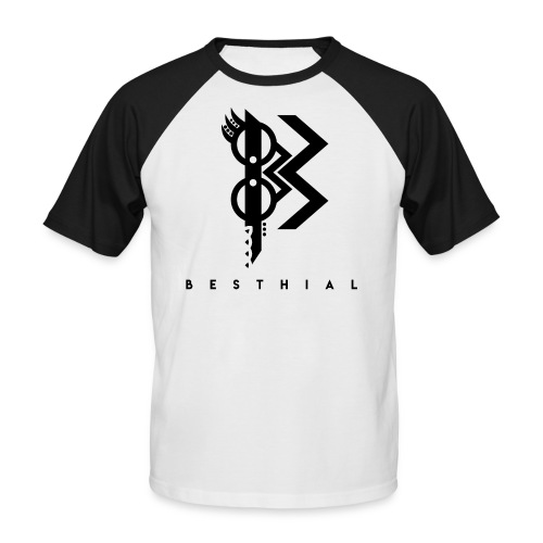 Viking Dark - T-shirt baseball manches courtes Homme
