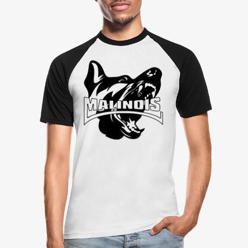 malinois - T-shirt baseball manches courtes Homme