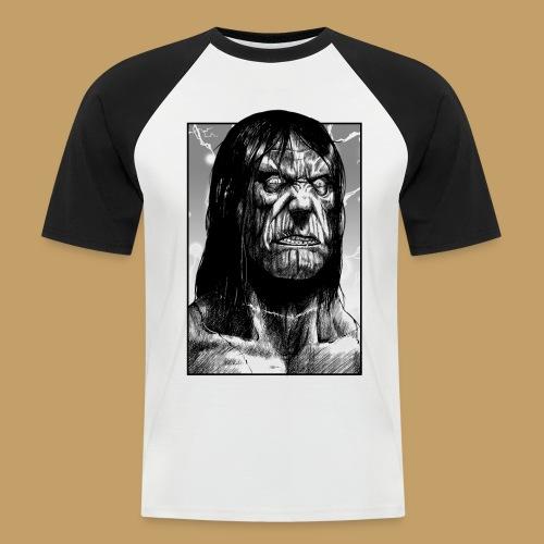Frankenstein's Monster - Koszulka bejsbolowa męska